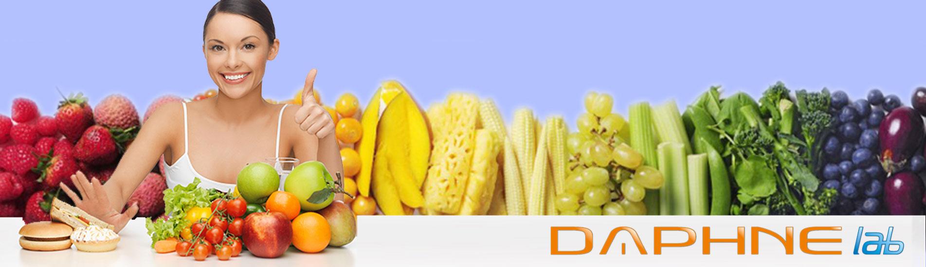 Тестна пищевую непеременносимость Daphne lab для вашего здоровья